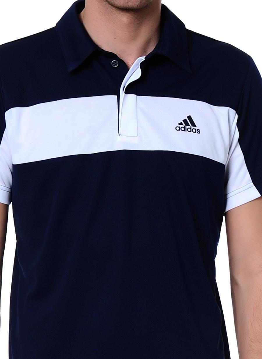 adidas polo yaka tişört